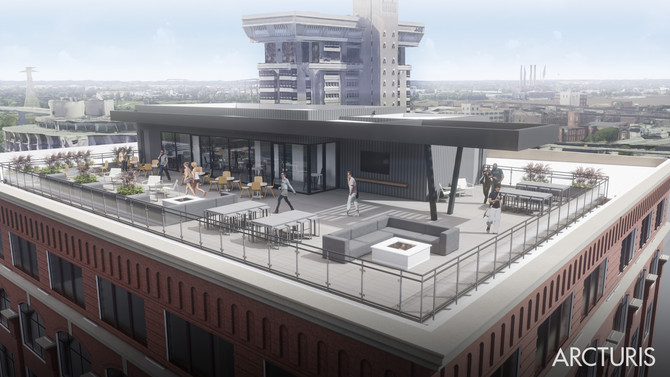 Best Views in St. Louis: Ballpark Heights Apartments Will Begin Pre-Leasing in October