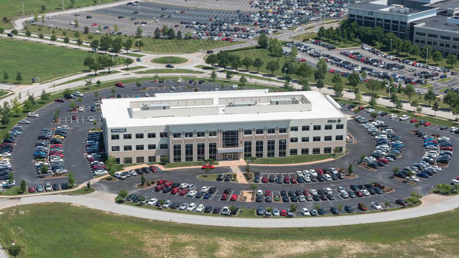 Bamboo Equity Partners and Intelica CRE close on purchase of $16.1 million O'Fallon office build