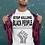 Thumbnail: Stop killing black people Adult Tshirts Sizes S-XL, short sleeved