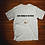 Thumbnail: Create Your Own Adult Tshirt Sizes S-XL, short sleeved, WH