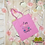 Thumbnail: Personalized Easter Canvas Tote, choose from 4 designs