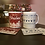 Thumbnail: Mug & 2 Coasters Set: Christmas themed