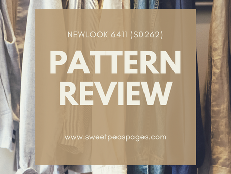 NewLook 6411 Pattern Review