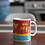 Thumbnail: Here takes a wonder woman 11oz mug, superhero, mother's day, gift by SSP's