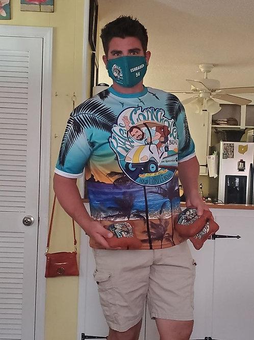 PERSONALIZED Kyle's Cornhole Masks