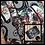 Thumbnail: Modish Faux Lace Floral Wars Handbag