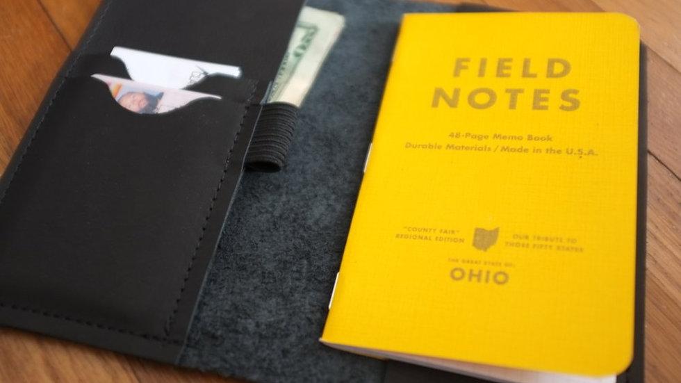 'Journeyman' - Travel Wallet