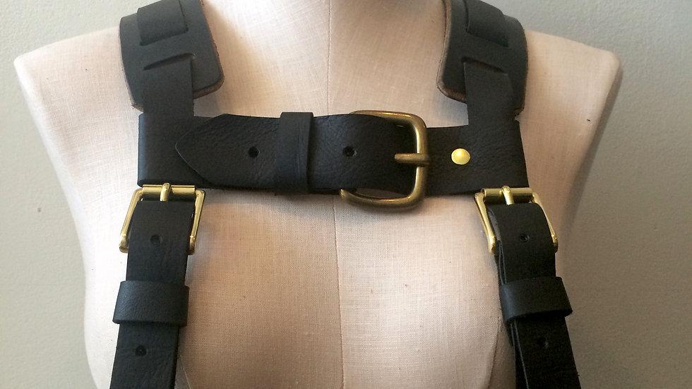 'Papi' -Heavy Duty Unisex Body Harness