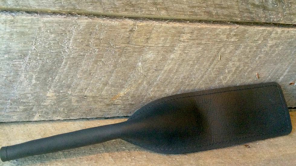 'Kink' - Leather Spanking Paddle