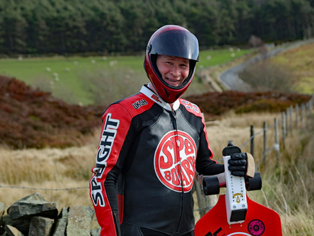 Catching Up With Andy Speight