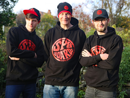Hoodies, t-shirts, caps and beanies - New range now available online!