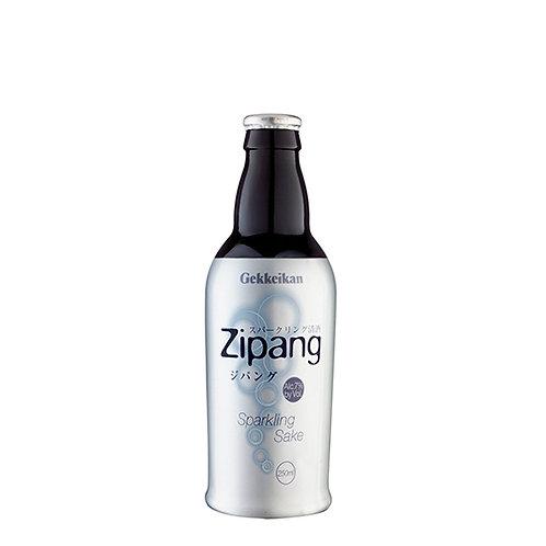 Gekkeikan Zipang Sparkling Sake 25cl