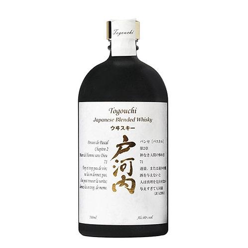 Togouchi Blended Japanese Whisky 75cl