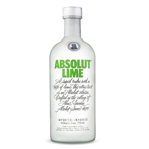 Absolut Vodka Lime 75cl