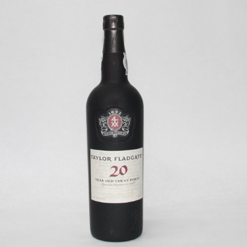 Taylor Flatgate 20-Years Old Tawny Port 75cl