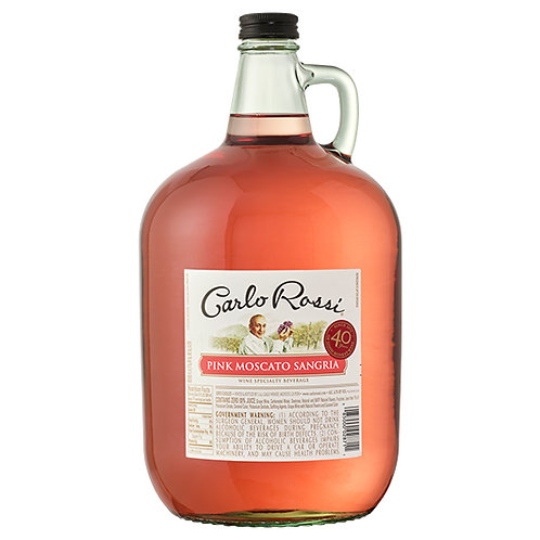 Carlo Rossi Pink Moscato Sangria 400cl