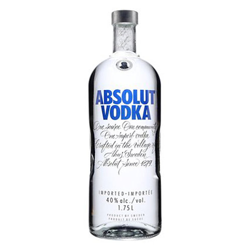 Absolut Vodka 175cl
