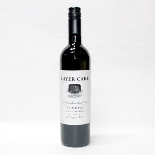 Layer Cake Primitivo 75cl