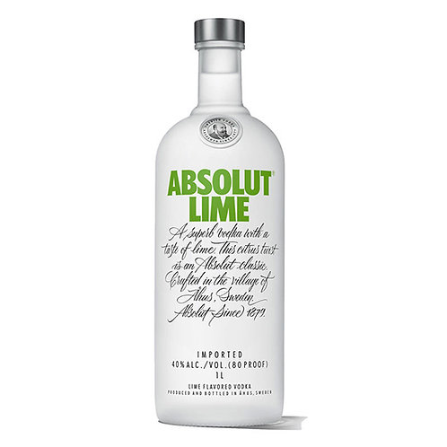 Absolut Vodka Lime 100cl