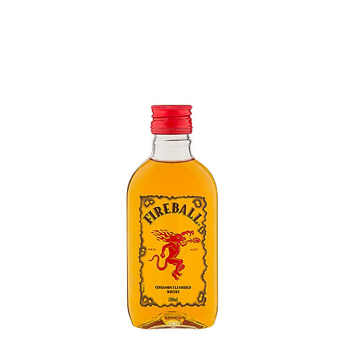 Fireball Cinnamon Whisky 200ml