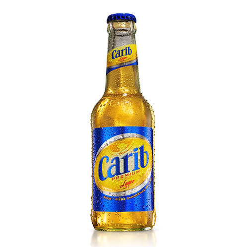 Carib Premium Lager Beer case 24btls 275ml