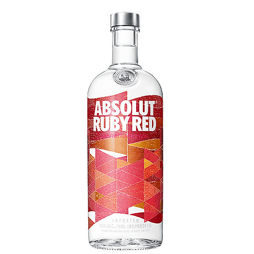 Absolut Vodka Ruby Red 100cl