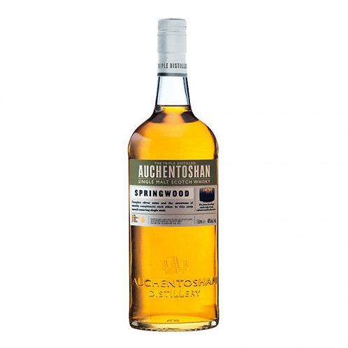Auchentoshan Springwood Single Malt Scotch Whisky 100cl