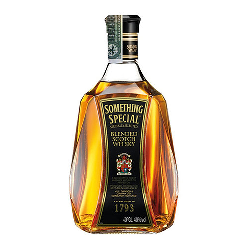 Something Special Blended Scotch Whisky 75cl