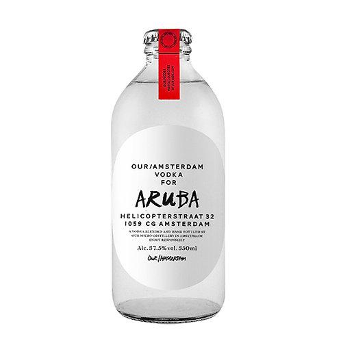 Our Vodka Aruba 35cl