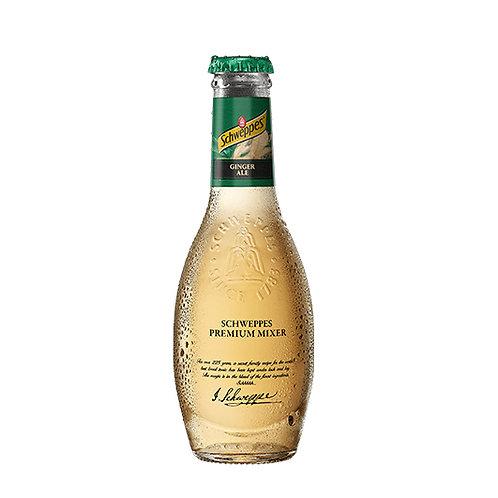 Schweppes Premium Ginger Ale 4btl-pack 20cl