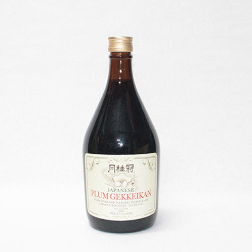 Gekkeikan Japanese Plum Wine 75cl