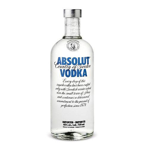 Absolut Vodka 75cl