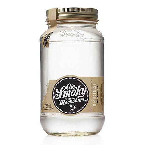 Ole Smokey Original Moonshine 75cl