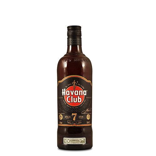 Havana Club 7 Anos Anejo Rum 75cl