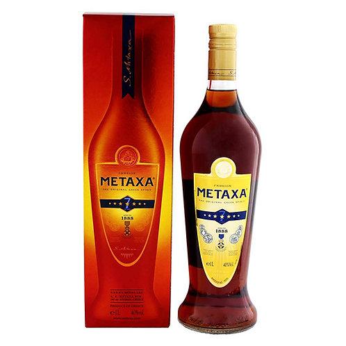 Metaxa 7* Greek Brandy 70cl