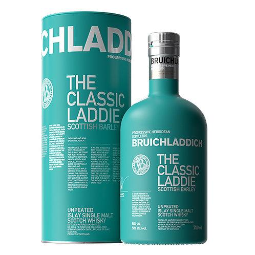 Bruichladdich Classic Barley single Malt Scotch Whisky 70cl