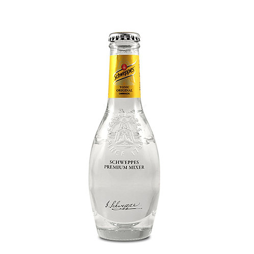 Schweppes Premium Indian Tonic  4btl-pack 20cl