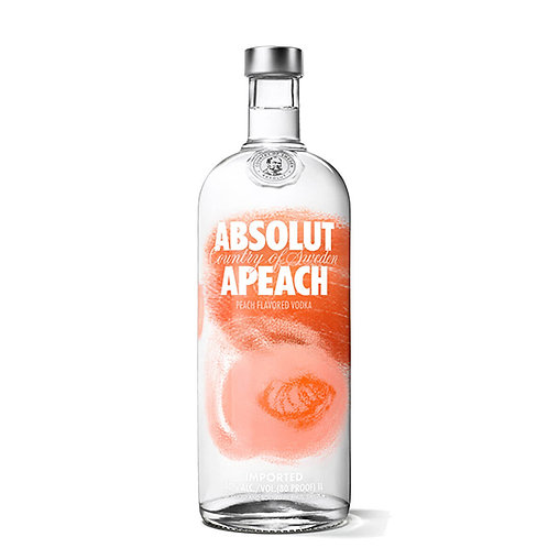 Absolut Vodka Apeach 100cl