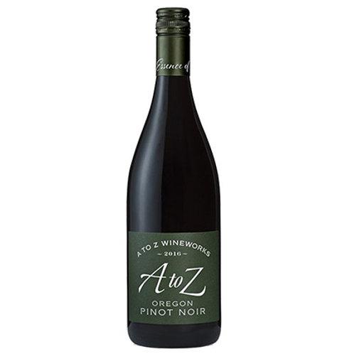 AtoZ Pinot Noir 75cl