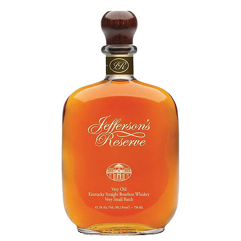 Jefferson Reserve Very Old KentuckyStraight Bourbon 75cl