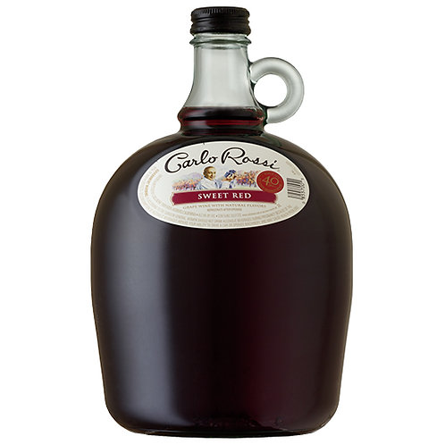 Carlo Rossi Sweet Red 300cl