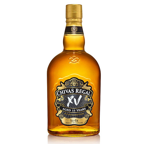 Chivas 15 Years Old Blended Scotch Whisky 100cl