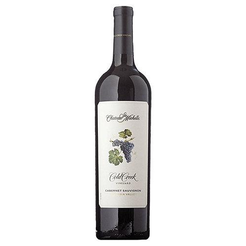 Chateau Ste. Michelle Cold Creek Vineyard Cabernet Sauvignon 75cl