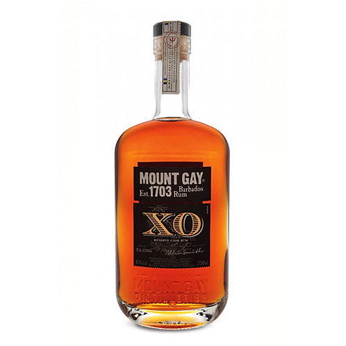 Mount Gay XO Rum 70cl