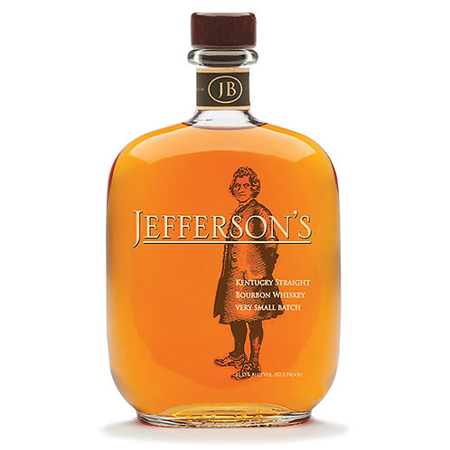 Jefferson Kentucky Straight Bourbon 75cl