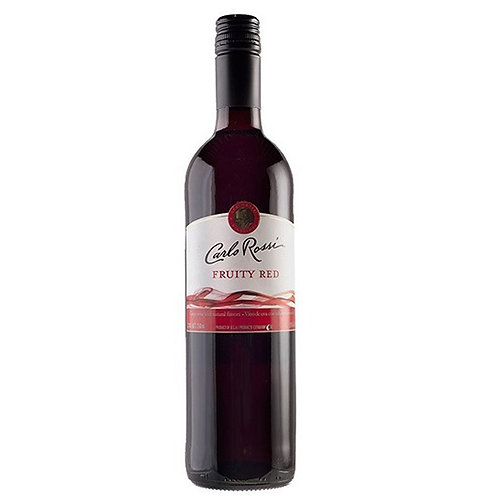 Carlo Rossi Fruity Red 75cl
