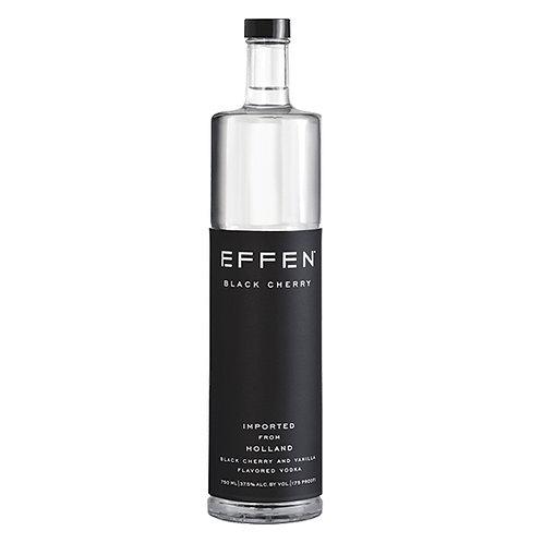 Effen Black Cherry Vodka 75cl