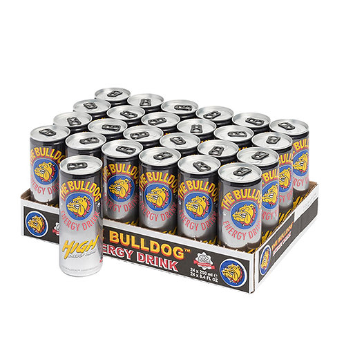 The Bulldog Energy Drink 24cans 25cl