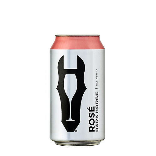 Dark Horse Rose 12-pack cans 37.5cl
