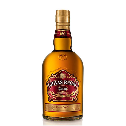 Chivas Extra Blended Scotch Whisky 75cl